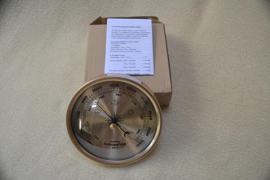 Barometer Insert Kit Prokraft