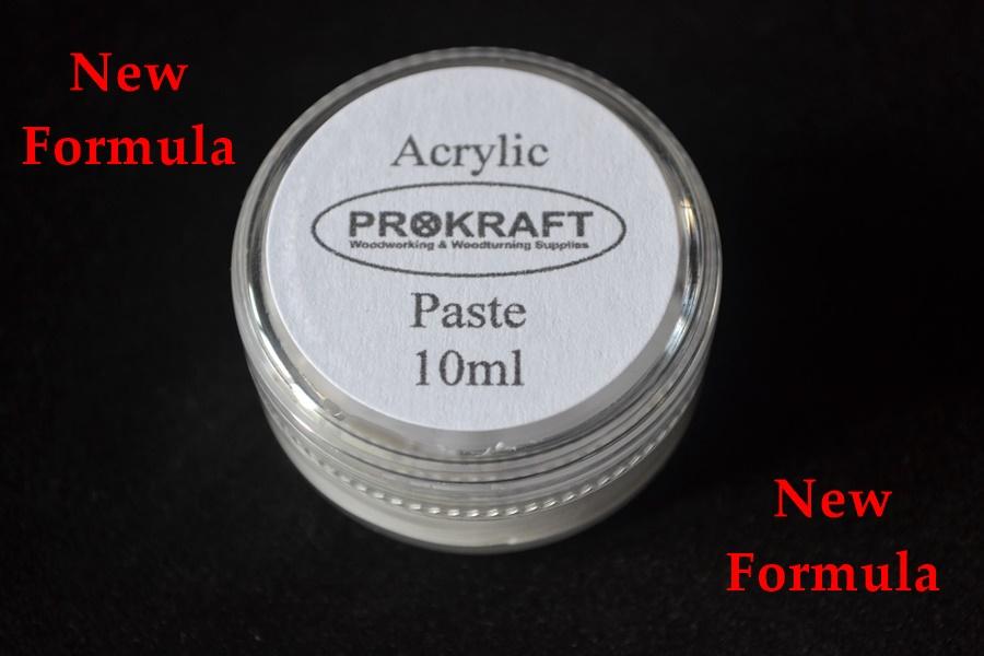 Acrylic Polishing Paste 10ml Prokraft