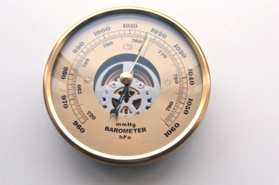 Skeleton Barometer Insert Kit (108mm)