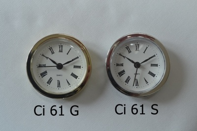 61mm Insert Clock Kit