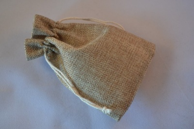 Natural Jute Gift Bags - Pack of 3