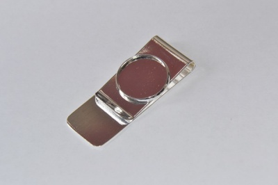 Money Clip Blank 20mm