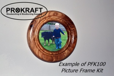 Woodturners Picture Frame Kits
