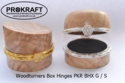 Woodturners Box Hinge