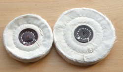 Cotton Polishing / Buffing Wheel