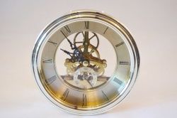 Skeleton Clock Insert 133mm Outer Bezel
