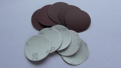 2'' Loop Backed Bowl Sander Abrasive discs - various grades - (packs of 10 discs)