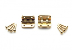 Solid Brass Humidor Hinges
