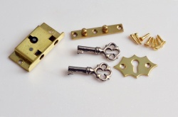 Premium Jewel Case Lock Set