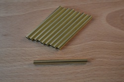 Brass Jointing Tubes (10/pack)