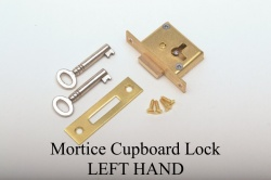Mortice Cupboard Lock