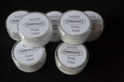 Acrylic Polishing Paste 10ml